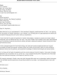 Resume To Work Medical Interpreter Resume Berathen Com
