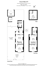 3 bedroom house for sale in church walk thames ditton kt7