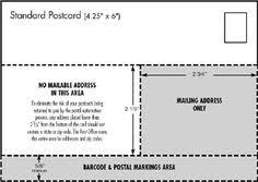 usps letter size mail dimensional standards template use the