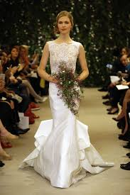 carolina herrera bridal herrera bridal 2016