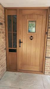 Door House by Oak Cottage Doors Framed Ledged Oak Or Painted Hardwood Houses