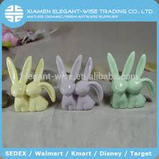 ceramic rabbit ring holder images Lovely wholesale rabbit shaped ceramic engagement ring holder jpg