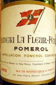 learn about petrus pomerol bordeaux 1982 château la fleur pétrus bordeaux libournais