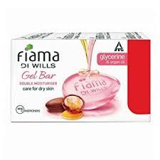 fiama di wills soap gel bar double moisturiser 75g pack of 3
