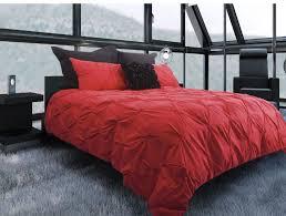 West Elm Pintuck Duvet Cover Red Comforter Cover Twin Xl Duvet Cover Dorm Comfort Bedding