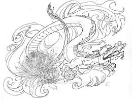 water dragon tattoo design by darkpheonix88 on deviantart