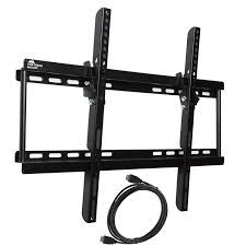 black friday tv mounts amazon com fortress mount tv wall mount for 40 75