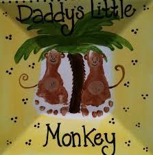 keepsake plate footprints for s monkey keepsake plate men gifts