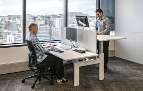 how to best utilize your sit stand desk