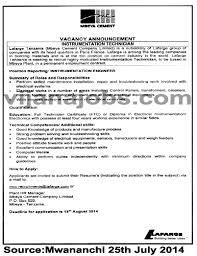 Electronics Engineer Job Description Instrumentation Engineer Tayoa Employment Portal