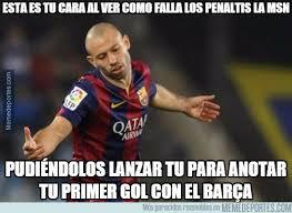 Los Memes De Messi - sporting barcelona los memes m磧s divertidos del gol 300 de messi
