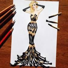 fashion interpretation by edgar artis neroplatino