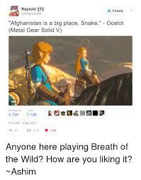 Metal Gear Solid Meme - 25 best memes about metal gear solid v metal gear solid v memes