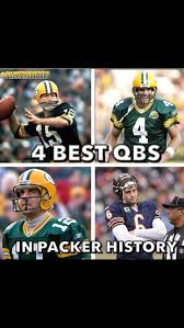 Funny Packers Memes - 4 greatest qbs in green bay history green bay packers