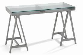 plateau pour bureau plateau de verre pour bureau élégant bureau treteau bureau trteau