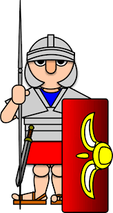 roman soldier clipart many interesting cliparts