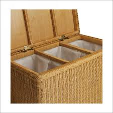 Sorter Laundry Hamper by Furniture White Linen Basket Big Laundry Bin Plastic Laundry