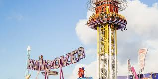 rides and hyde park winter