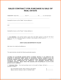 4 for sale by owner purchase agreement form purchase agreement