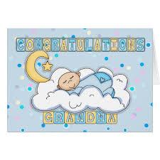 Harry Potter Congratulations Card Grandma New Baby Boy Congratulations Card Zazzle Com