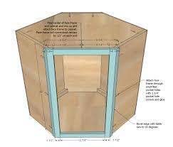 how to build a corner cabinets for storage best cabinet decoration