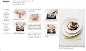 livre cours de cuisine extraits du livre le grand cours de cuisine un produit en trois