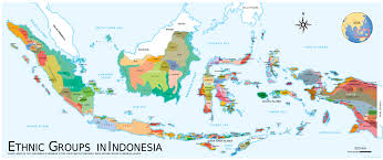 Ethnic Map Usa by 6 Eye Opening Maps Of Indonesia You Probably Haven U0027t Seen Before