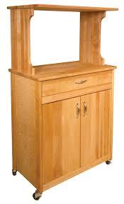 Kitchen Furniture Hutch Furniture Wonderful Design Of Best Microwave Cart For Kitchen