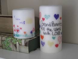 personalize candles candles 25 diy decorative tutorials kids s
