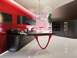 snaidero cuisine way kitchen with peninsula by snaidero