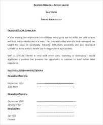 google docs resume template free templates word excel documents