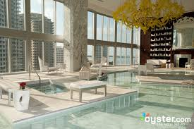 Viceroy Miami One Bedroom Suite Spa At The W Miami Oyster Com Hotel Reviews And Photos