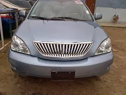 lexus suv for sale used extremely clean tokunbo 2005 model lexus rx 330 for sale in lagos
