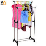 Image result for clothing display rod B01FTB9GKY