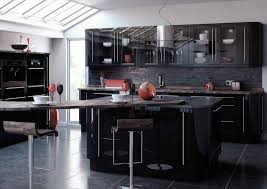 black high gloss kitchens deductour com