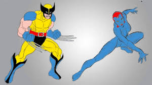x men wolverine vs mystique coloring page youtube
