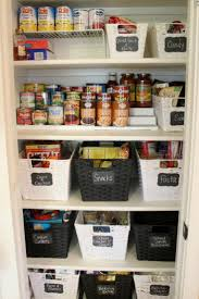 Kitchen Organization Hacks by Best 25 Organize Food Pantry Ideas On Pinterest Kitchen