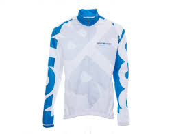 radtrikot designen weisse blaue rad regenjacke kaufen renerosa trikotmanufaktur