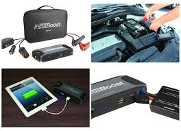 charge your phone instaboost a handy device to jump start your car charge your