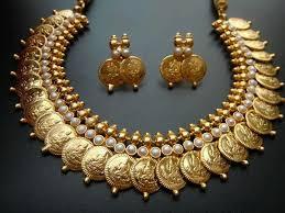 lakshmi haar or necklace named after goddess of wealth