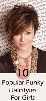 funky hairstyle for silver hair best 25 funky short hair ideas on pinterest funky hair funky