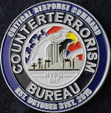 counter terrorism bureau us nypd counterterrorism bureau crtitical response command