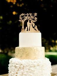 wedding cake topper with dogs silhouetee dog wedding cake topper