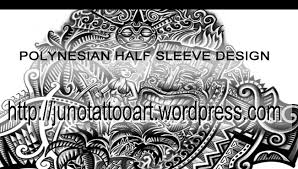 samoan polynesian tattoos custom tattoos made to order by juno