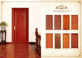 china solid wooden door designs villa doors main entrance fire