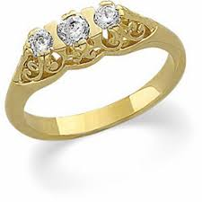 yellow gold ring city gold fashion jewellery manufacturer in