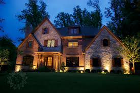 Landscape Lighting St Louis Security Lighting Design Installation St Louis Dusk To