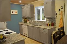 Rock Backsplash Kitchen by Grey Stone Backsplash Kitchen Best 25 Stone Backsplash Ideas On