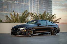bmw black black bmw m4 gts by vorsteiner photoshoot