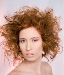 hairstyles for curly and messy hair messy curly hairstyles